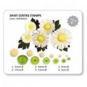 Set 6 sellos para centros de flores JEM