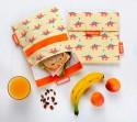 Snack n Go Animals Dinosaurios: porta meriendas reutilizable -Rex