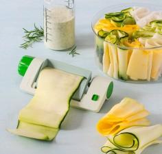 Cortador de verduras en láminas Veggie Sheet Slicer Betty Bossi