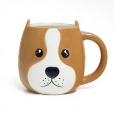 Mug perro Woof! Balvi 400ml