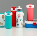 Botella agua infantil reutilizable sin BPA Mepal