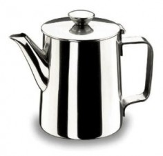 Cafetera 600ml inox Lacor
