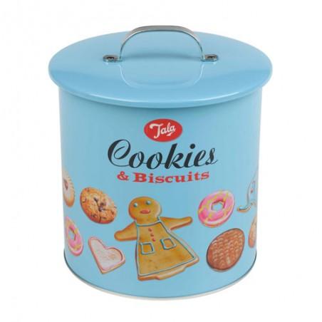 Tarro de galletas retro Tala