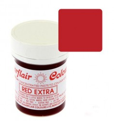 Colorante extra rojo Sugarflair
