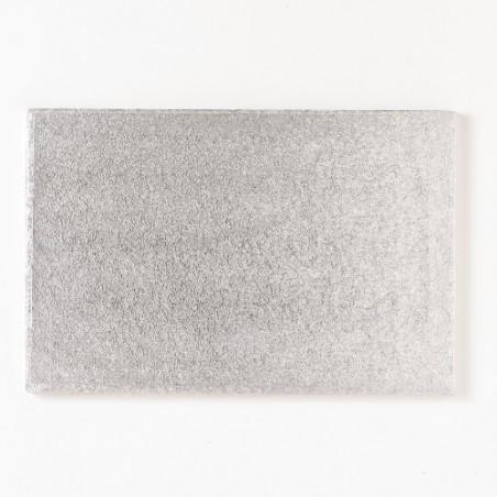 Base pastel rectangular fina