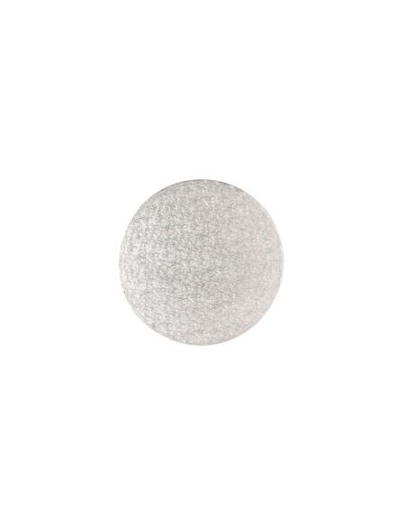 Base pastel redonda fina