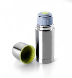 Mini termo líquidos Inox.125ml